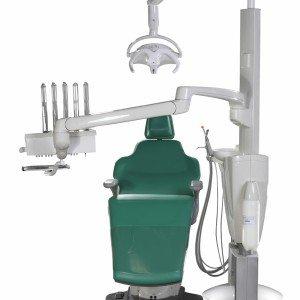 elexa knee-break dental chair