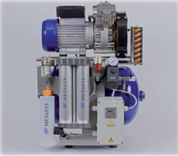 METASYS SCIROCCO New Dental Compressor