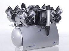 Durr Quattro Suction Pump