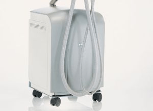 Durr Variosuc Stand Alone Dental Mobile Suction Pump for Mobile and Emergency Dentistry