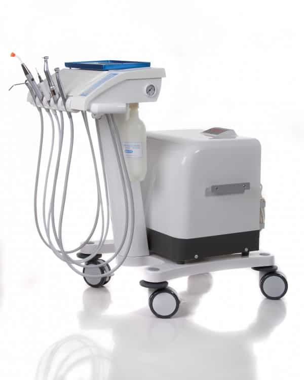 Elexa Cart with Bolt-on Compressor
