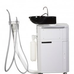 Elexa Mobile Aspina Dental Suction Unit