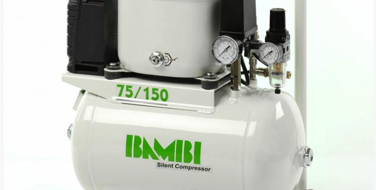 Bambi Compressor Model 75/150