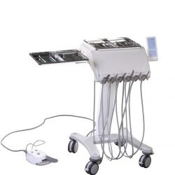 Dental unit GALLANT CART for 6 instruments