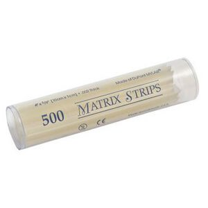 Mylar Matrix Strips Pk 500 part of Matrix Systems Category
