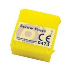 Titanium Screw Posts Refill Pk 12 Short