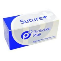Suture+ Surgical Silk 577 45cm & needle Box of 12 part of Surgical Category