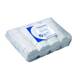Cotton Rolls No.1  Box 1000 Sold in Case of 24 Units part of Disposables Category