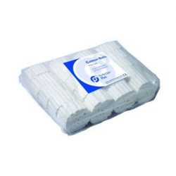 Cotton Rolls No 2  Box 1000 Sold in Case of 24 Units part of Disposables Category