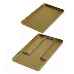 Aluminium Tray Rack 8 Instruments part of Instrument Trays Category