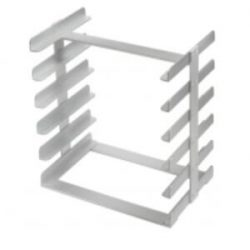 Aluminium Instrument Maxi Tray Storage Rack 6 Levels part of Instrument Trays Category