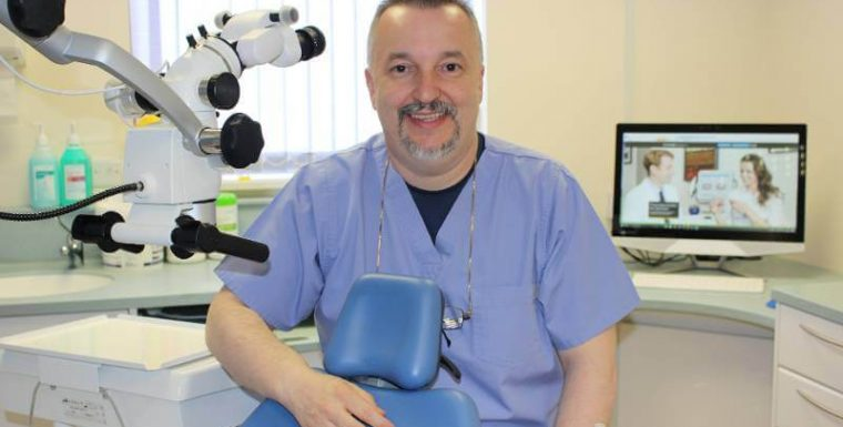 Dr. Nick Deyanov – Deyanov Dental – Kirkwall, Orkney, Scotland