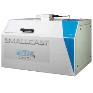 MERGER - Smallcast - Casting machine N (external cooling system)