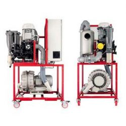 Cattani Maxi Smart SUCTION SYSTEMS
